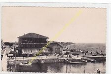 CPSM 34250 PALAVAS Hôtel de la Méditérrannée bateaux Edit NARBO
