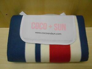 COCO + SUN Picknickdecke 200 x 200 cm  (2841)
