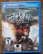 Toukiden: The Age of Demons (Sony PlayStation Vita, 2014)