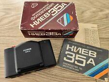 Kiev 35A Soviet Arsenal Automatic miniature compact camera Minox copy IN BOX