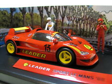 1/43 Michel Vaillant SPORT LE MANS '92 with 2 figure set diecast