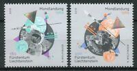 Liechtenstein Stamps 2019 MNH Apollo 11 Moon Landing 50th Anniv Space 2v Set