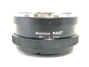 MINT Mamiya RZ67 No.1 45mm Auto Extension Tube from JAPAN #12114