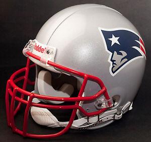 RANDY MOSS Edition NEW ENGLAND PATRIOTS Riddell REPLICA Football Helmet NFL