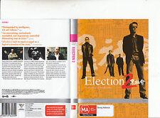 Election 2-2006-Simon Yam-Movie-DVD