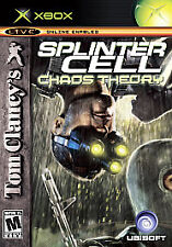 Tom Clancy's Splinter Cell: Chaos Theory -- Limited Collector's Edition (Micros…