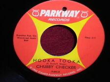 """Chubby Checker """"Hooka Tooka/Loddy Lo"""" 45"""