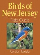 Birds of New Jersey Field Guide by Stan Tekiela