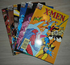 MARVEL LOT XMEN SAGA SEMIC(strange,lug)