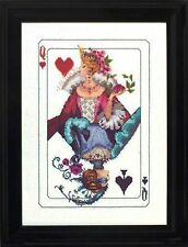 """SALE! COMPLETE X STITCH KIT """"ROYAL GAMES I""""  MD 150 by Mirabilia"""