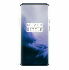 Brand New OnePlus 7 Pro 5G 256GB Nebula Blue Unlocked 8GB RAM GM1925 Smartphone