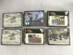 NEW Boxed Starship Troopers Minatures Game Wargame Figures Mongoose Publishing