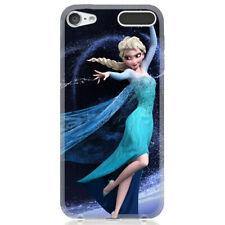 for Apple iPod Touch 5/6/7th Gen. Case Cover Frozen Elsa Shoot