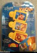 Disney Tunes The Lion King Kid Clips Music Chip Song 3-pack 2002 Tiger
