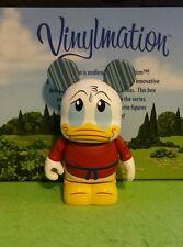"Disney Vinylmation Park- 3"" Animation Set 2 Donald Duck Rain Non Variant"