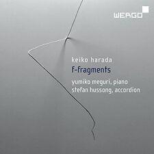Harada: F-fragments, Book I, Nach Bach, New Music