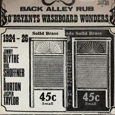 BLP 12002 Back Alley Rub O'Bryants Washboard Wonders