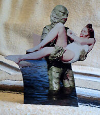 """Creature from the Black Lagoon Movie Figure Tabletop Display Standee 8 1/2"""" Tall"""