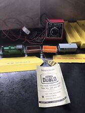Used Hornby Dublo 0-6-0 Model Train Track Control Glass Southall Instructions