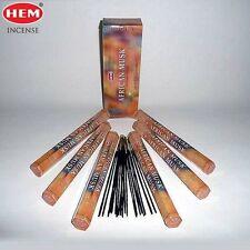 Hem Musk Incense Sticks and Cones
