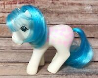 Vintage G1 Hasbro My Little Pony Fifi Twice As Fancy Pony