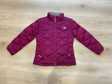 The North Face 550 Down Girls Ski Winter Jacket Coat Purple Pink Size XL (18)