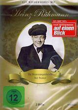 DOPPEL-DVD - Ein Wiedersehen mit Heinz Rühmann - 2 Filme - Der Pauker u.a.