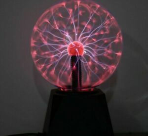 Novelty Magic Plasma Ball Led Night Light EU Plug 220V Holiday Party Children