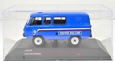UAZ 452 Russische Post Maßstab 1:43 von Ist