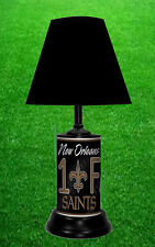 NEW ORLEANS SAINTS - NFL LICENSE PLATE LAMP - FREE SHIPPING IN USA