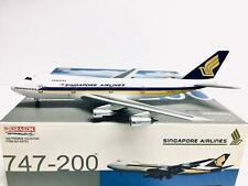 DRAGON WINGS 1:400 Singapore Airlines BOEING 747-200 9V-SQJ 55701