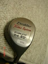 """*Excalibur """"Techno System"""" 9.5* #1 Driver Men's Right Hand          #905"""