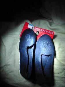 Vintage Dear Foams Everyday Comfort Bedroom Slippers