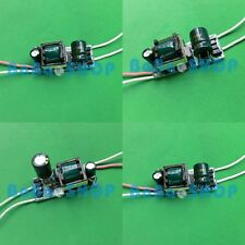 1p~100pcs AC LED Driver 3~4x3W 600mA Power Supply Lamp Light Bulb E26 E27 9W 12W