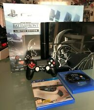 Console PS4 Star Wars 7.02 Battlefront Limited Edition reconditionné