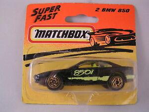 MATCHBOX 2 BMW 850
