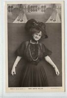 (Lz309-395) Real Photo of Miss Gertie Millar c1910 Unused EX Rotary 4429 A