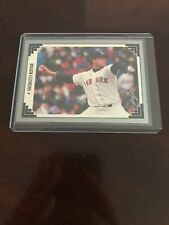 1991 Leaf Roger Clemens Baseball Card #488 Boston Red Sox