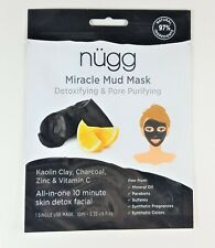 Nugg Miracle Mud Mask Lot of 4