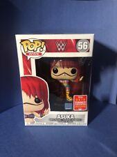 Asuka - WWE 2018 SDCC Summer Convention Exclusive #56 FUNKO Pop! Vinyl Figure