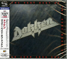 DOKKEN-THE VERY BEST OF DOKKEN-JAPAN SHM-CD C41