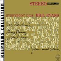 Bill Evans - Everybody Digs Bill Evans [CD]