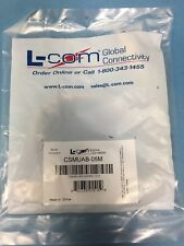 L-Com CSMUAB-05M Cable Assembly, USB Type-A, USB Type-B, 0.5m, 20 AWG