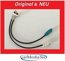 VW Skoda DIVERSITY Verteiler  FAKRA Y-Kabel Antenne Adapter doppel Fakra 2in2