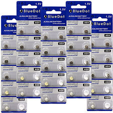50 AG4 377 377A 1.5 Volt Alkaline Button Cell Watch Battery LR626 SR66 USA SHIP