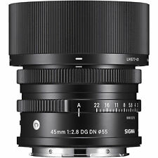 Sigma 45mm F/2.8 DG DN Contemporary Lens (L-Mount) *NEW* *IN STOCK*