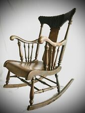 New listing antique vintage rocking chair