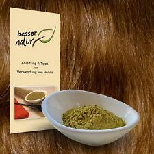250g Henna Pulver, neutral - Natürliche Haarpflege