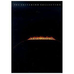 Armageddon (DVD, 2008, Criterion Collection)