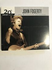 Best of John Fogerty -  The Millennium Collection (Eco-Friendly Packaging), John